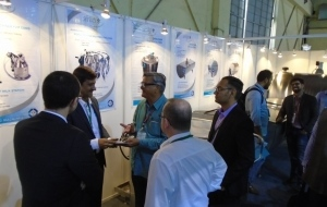 SERAP INDIA at the India International Dairy Expo IIDE 2017