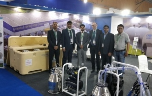 SERAP INDIA IS ATTENDING THE 46TH DAIRY INDUSTRY CONFERENCE
